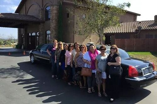 Large Group Wine Tours in Temecula